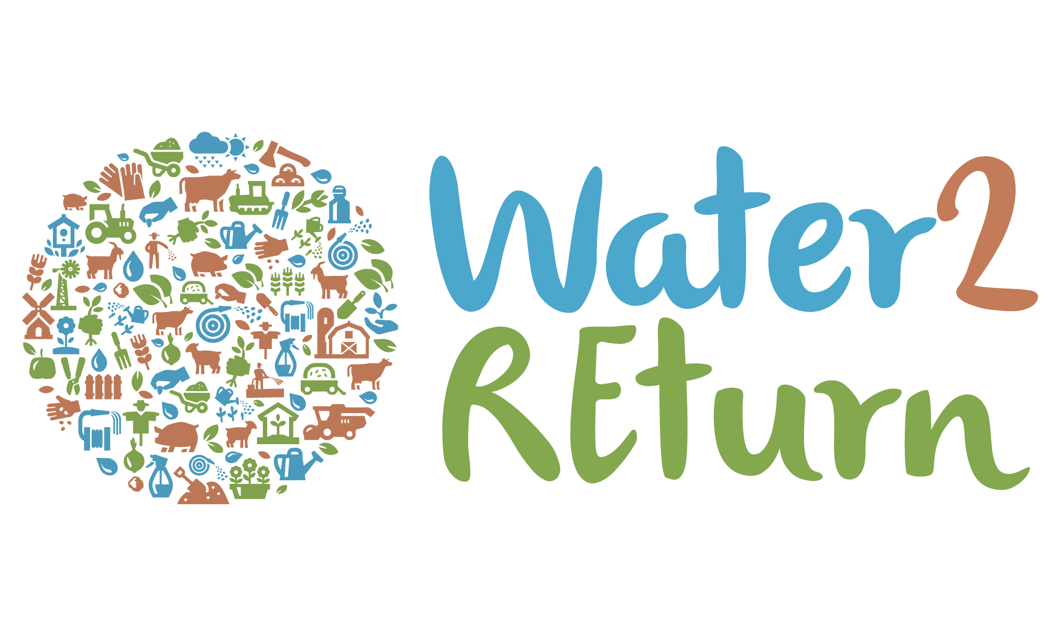 Water2Return Logo